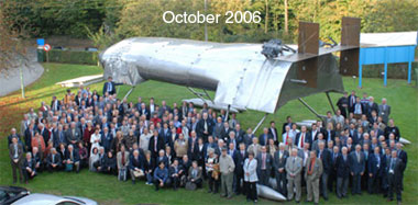 Alumni present in October 2006 at VKI